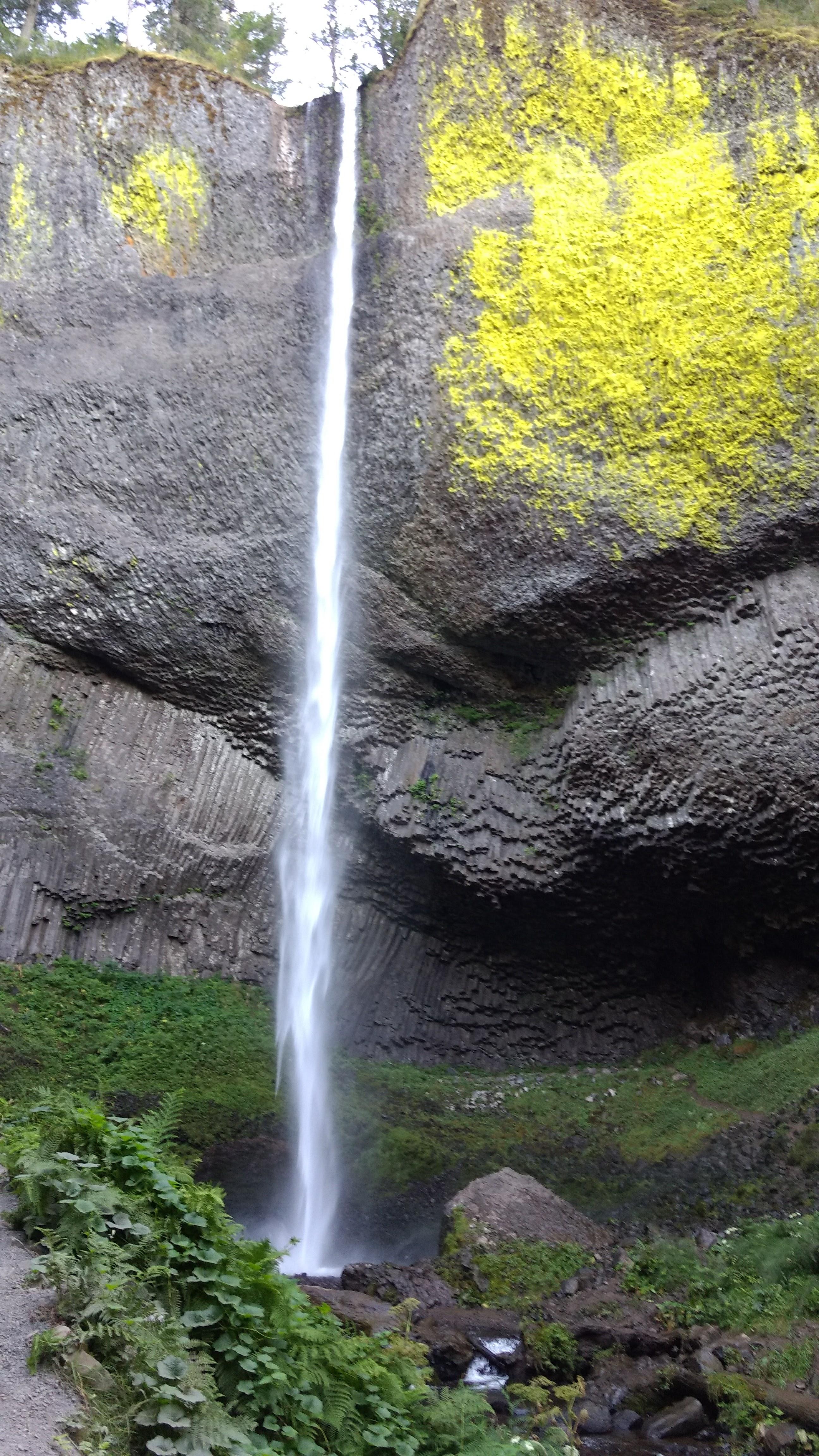 full waterfall